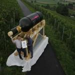 Weltrekord Weinflasche